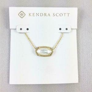 Kendra Scott Jewelry - Kendra Scott Ivory Mother-of-Pearl Elisa Necklace